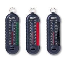 C&F 3-in-1 Thermometer Waste Line Holder And Fly Catcher - CFA-100/BK