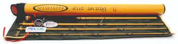 Vision Big Daddy Ti Fly Rod 4pc