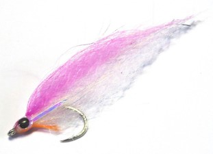 H2O Deadly Deceiver Pink & White #1/0