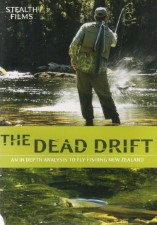 DVD The Dead Drift - New Zealand