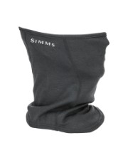Simms Lightweight Wool Neck Gaiter Carbon