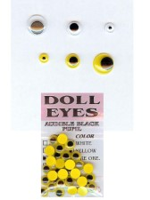 Doll Eyes Black/Yellow