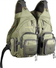 Dragon Fly Fishing Tech Pack Vest