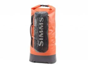Simms Dry Creek Roll Top Bright Orange