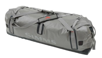 Simms Dry Creek Duffel X-Large Charcoal