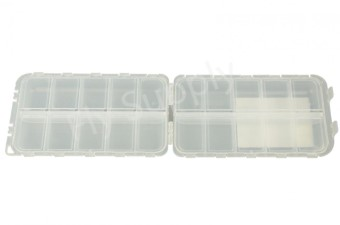 Hook & Bead 20 Compartment Twin Box
