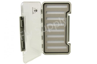 Musca Slim Large Slitted Fly Box Large