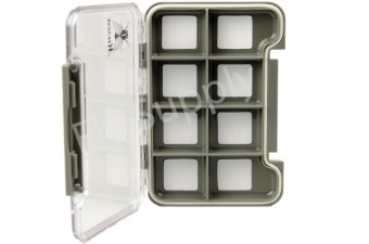 Musca Slim Medium 8 Compartment Fly Box
