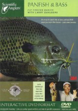 Panfish & Bass Fly Fishing Basics