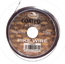 Eumer Coated Pike Wire 49 strand 10mtr