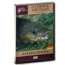 Scientific Anglers Fly Fishing For Trout DVD