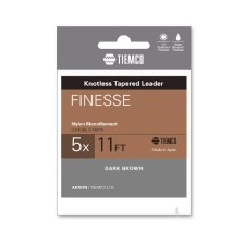 Tiemco Akron Finesse Leader 11ft - 3,30m