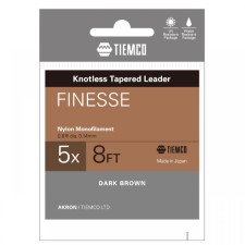 Tiemco Akron Finesse Leader 8ft - 2,40m