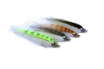 Fish Skull Baitfish Heads Golden Chartreuse