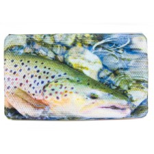 Brown Trout Foam Fly Box Large
