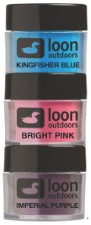 Loon Fly Tying Powders Bright