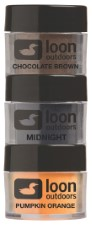 Loon Fly Tying Powders Earth