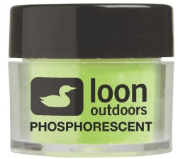 Loon Fly Tying Powder Phosphorescent