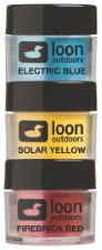 Loon Fly Tying Powders Primary