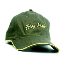 Frog Hair Fishing Cap Olive