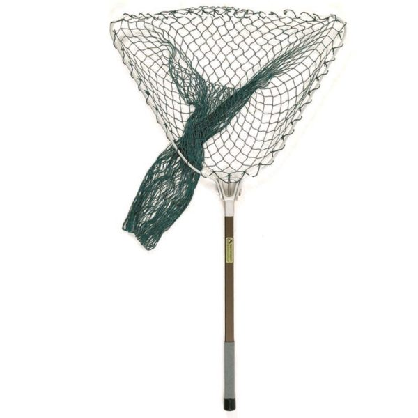 McLean Tri Fixed Folding Net Size M Knotless