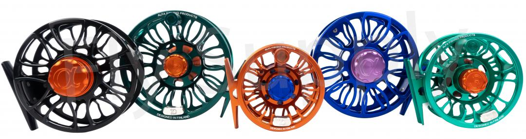 Alfa Fly Reel Sale
