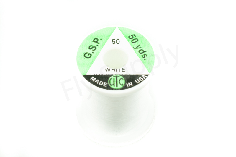 UTC GSP 10/0 thread 50 denier White
