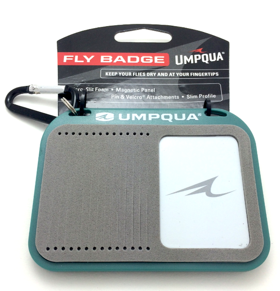 Umpqua Fly Badge