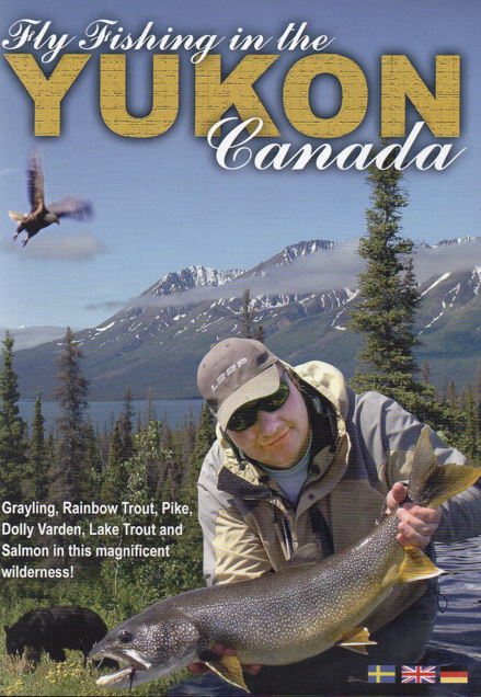 DVD Fly Fishing in the Yukon Canada