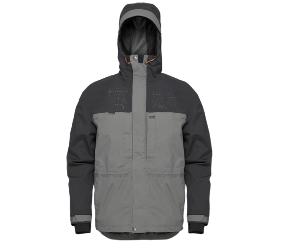 Geoff Anderson Barbarus Grey Jacket