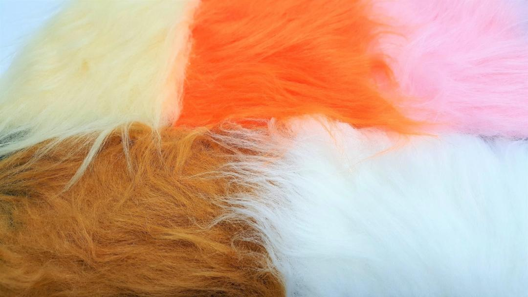 Craft Fur 5 color Pack Extra Select