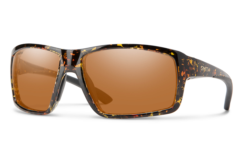 Smith Optics Hookshot Dark Amber Tortoise Polar Copper