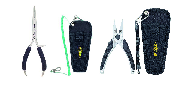 Dr. Slick Heavy Duty Pliers With Holster