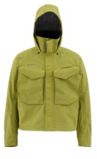 Simms Guide Jacket Army Green