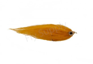 Mini Baitfish White/Gold #10