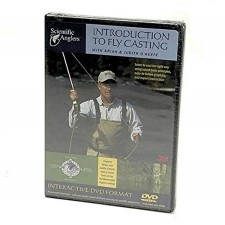 Introduction To Fly Casting DVD