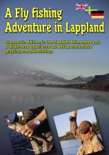 Fly Fishing Adventure In Lapland DVD