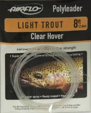 Airflo Polyleader Light Trout 8ft