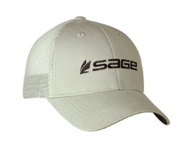Sage Mesh Back Steel Cap
