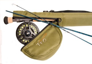 TFO Mini Mag Series Fly Rod