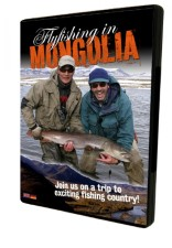 Fly Fishing In Mongolia DVD