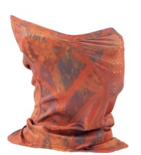 Simms SunGaiter Velocity Print Orange