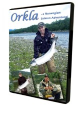 Orkla a Norwegian Salmon Adventure DVD