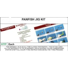 Panfish Jig Streamer Master Kit