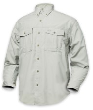 Geoff Anderson Polybrush Cement Shirt