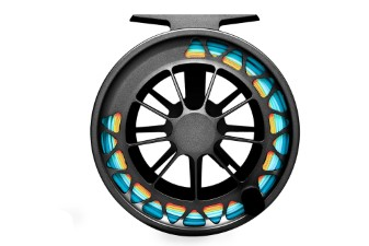 Waterworks Lamson Guru II Black Fly Reel