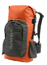 Simms Dry Creek Backpack Bright Orange