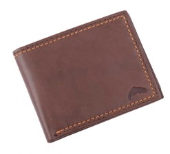 Simms Gallatin Wallet Coffee