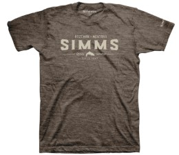 Simms Quality Heritage Brown Heather