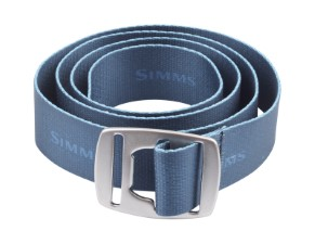 Simms Bottle Opener Belt Admiral Blue